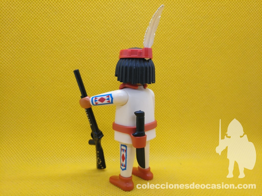 Playmobil Indio apache Special REF 4504