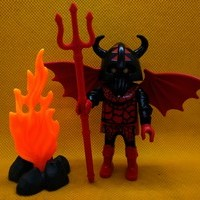 Playmobil El diablo, Demonio custom
