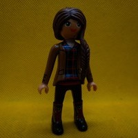 Playmobil chica delgada, mujer country