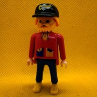 Playmobil Hombre city, excursionista