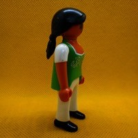 Playmobil Mujer morena, chica city