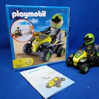 Playmobil Quad de carreras REF 4427