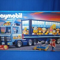 Playmobil Camión Happy Birthday REF 4068