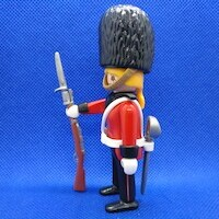 Playmobil Guardia real inglesa