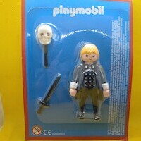 Playmobil William Shakespeare, colección Planeta
