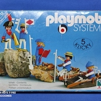 Playmobil Marineros REF 3546
