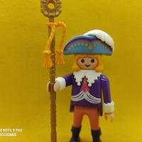 Playmobil Guardia de palacio