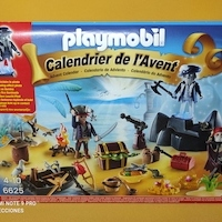 Playmobil Calendario de adviento de piratas REF 6625