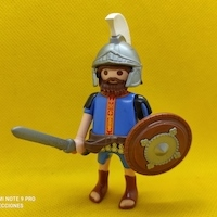 Playmobil General cartagines custom, romano