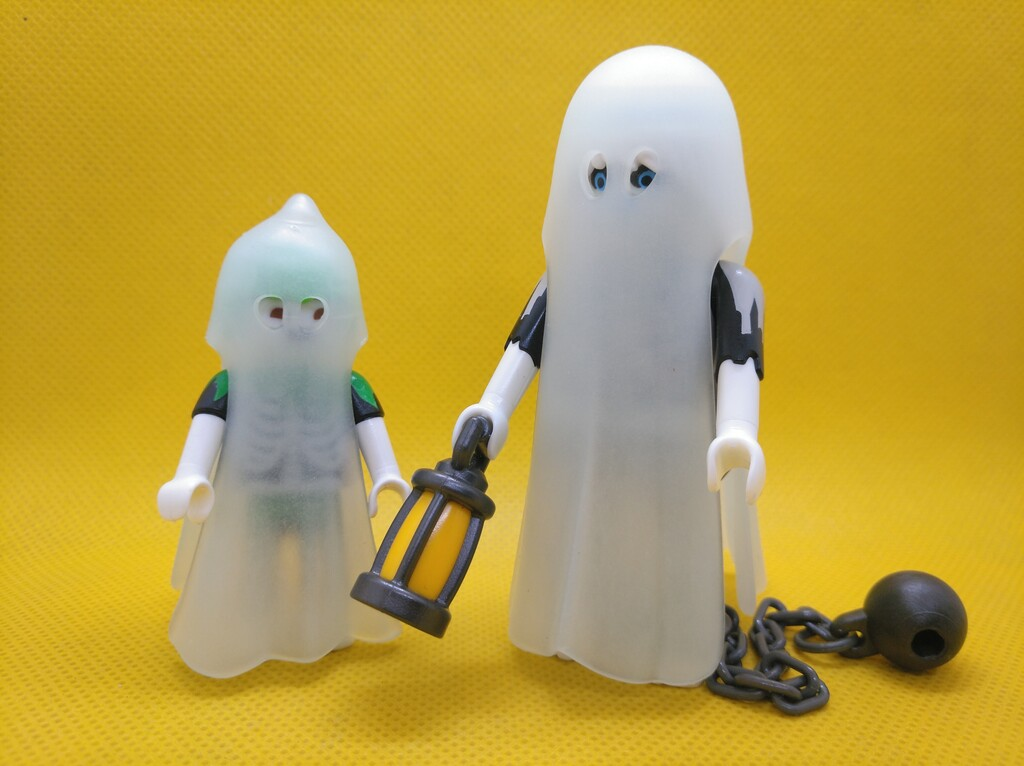 Playmobil Fantasmas playmobil REF 7482