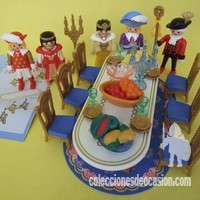 Playmobil Banquete real REF 3021