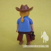 Playmobil Cowgirl, ranchera