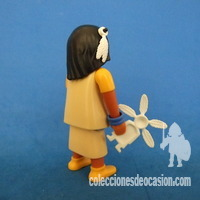 Playmobil India con muñeca