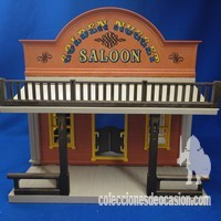Playmobil Saloon Golden Nugget REF 3787