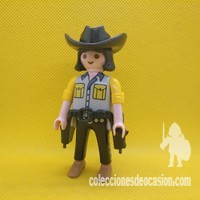 Playmobil Billy the Kid, Pistolero, vaquero, cowboy