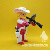 Playmobil Buffalo Bill Special REF 4525