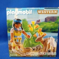 Playmobil Huevo de india con animales REF 5278