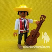 Playmobil Guitarrista mexicano