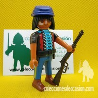 Playmobil Explorador, rastreador yanqui