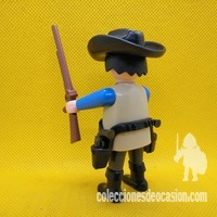 Playmobil Sheriff con rifle