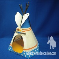 Playmobil Tipi india