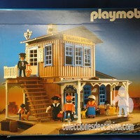 Playmobil Colorado Springs REF 3770