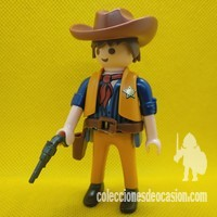 Playmobil Sheriff, marshall