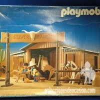 Playmobil Rancho REF 3768