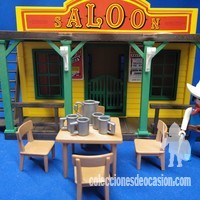 Playmobil Saloon REF 3461