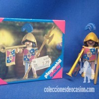 Playmobil Trompetero real Special REF 4568