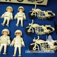 Playmobil Motoristas serie color REF 3616