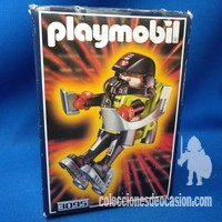 Playmobil Explorador espacial REF 3095