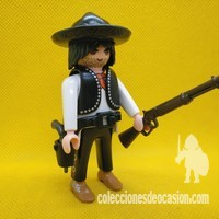 Playmobil Mexicano custom