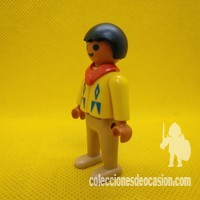 Playmobil Niño indio