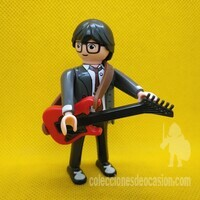 Playmobil Buddy Holly, Rock&Roll Star