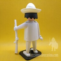 Playmobil Mexicano playmobil color, click de manos fijas
