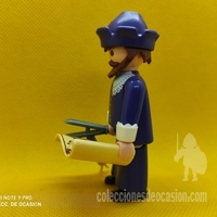 Playmobil Marco Polo, hombre medieval