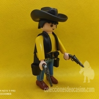 Playmobil Lucky Look, vaquero, cowboy