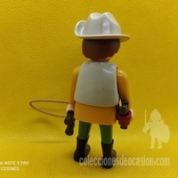 Playmobil Guardia de parque Natural, guardabosques Special  REF 3559