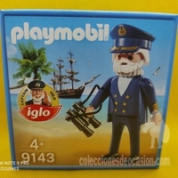 Playmobil Capitán Iglo REF 9143 Exclusivo
