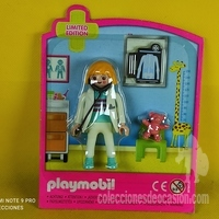 Playmobil Pediatra con osito