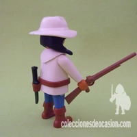 Playmobil Explorador indio